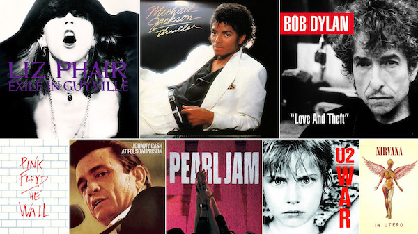 Top 100 beste albums aller tijden