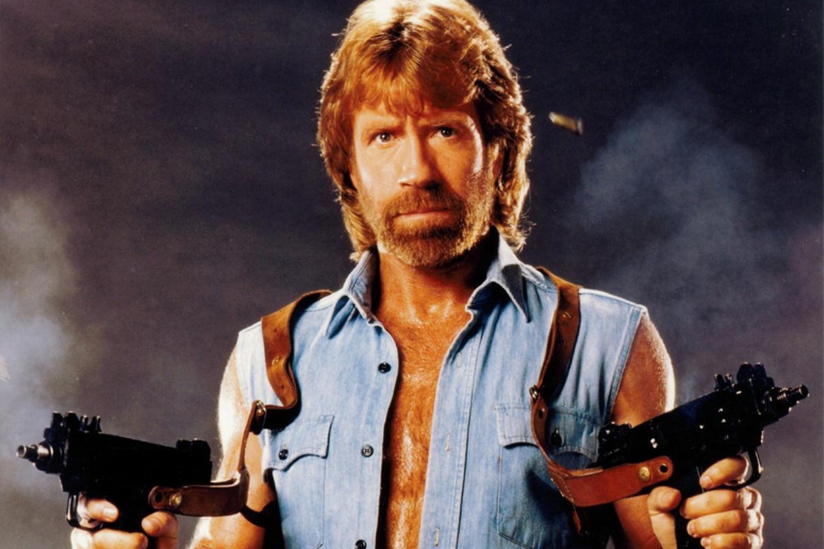 Top 100 Chuck Norris feiten