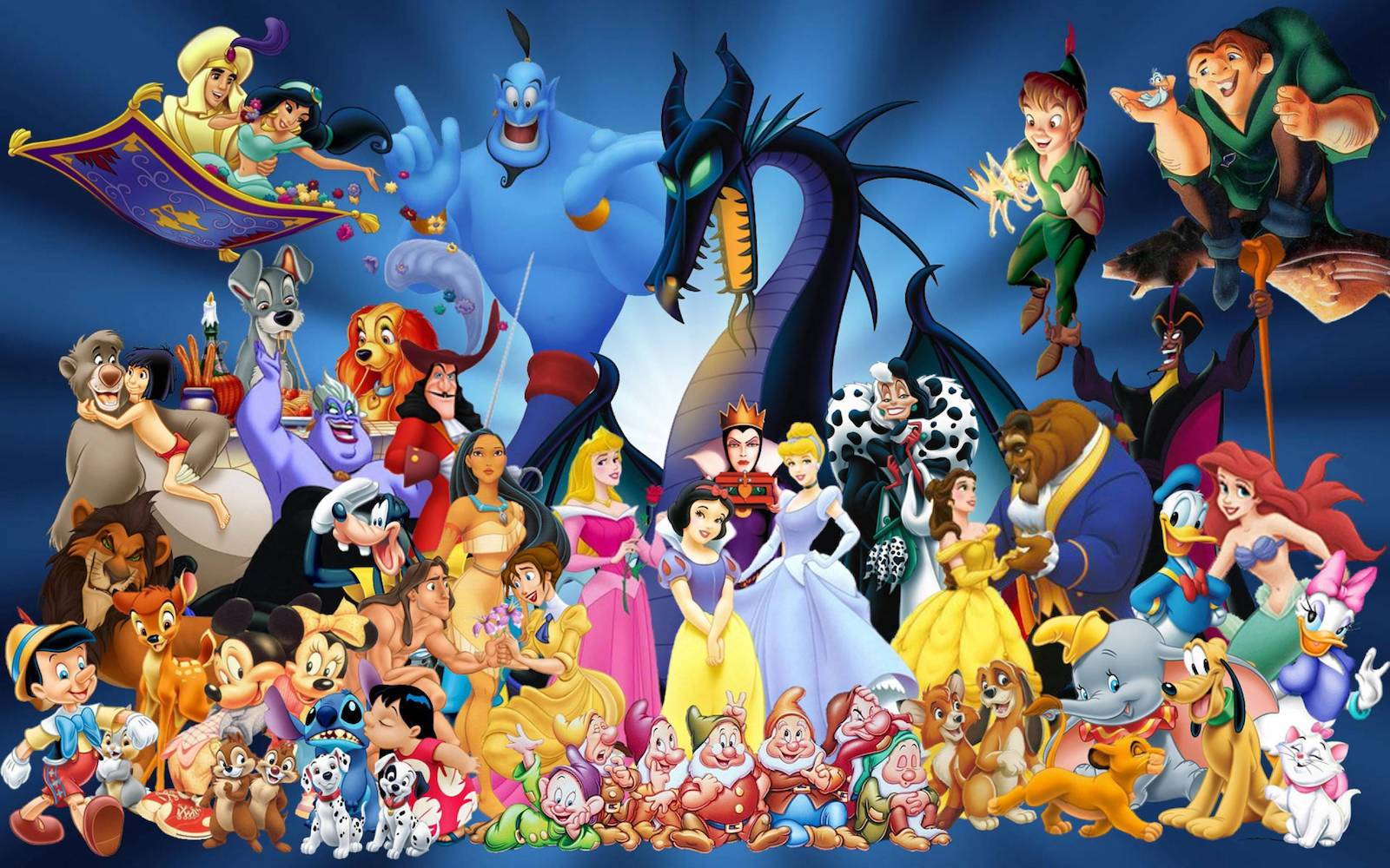 Top 100 beste Disney films
