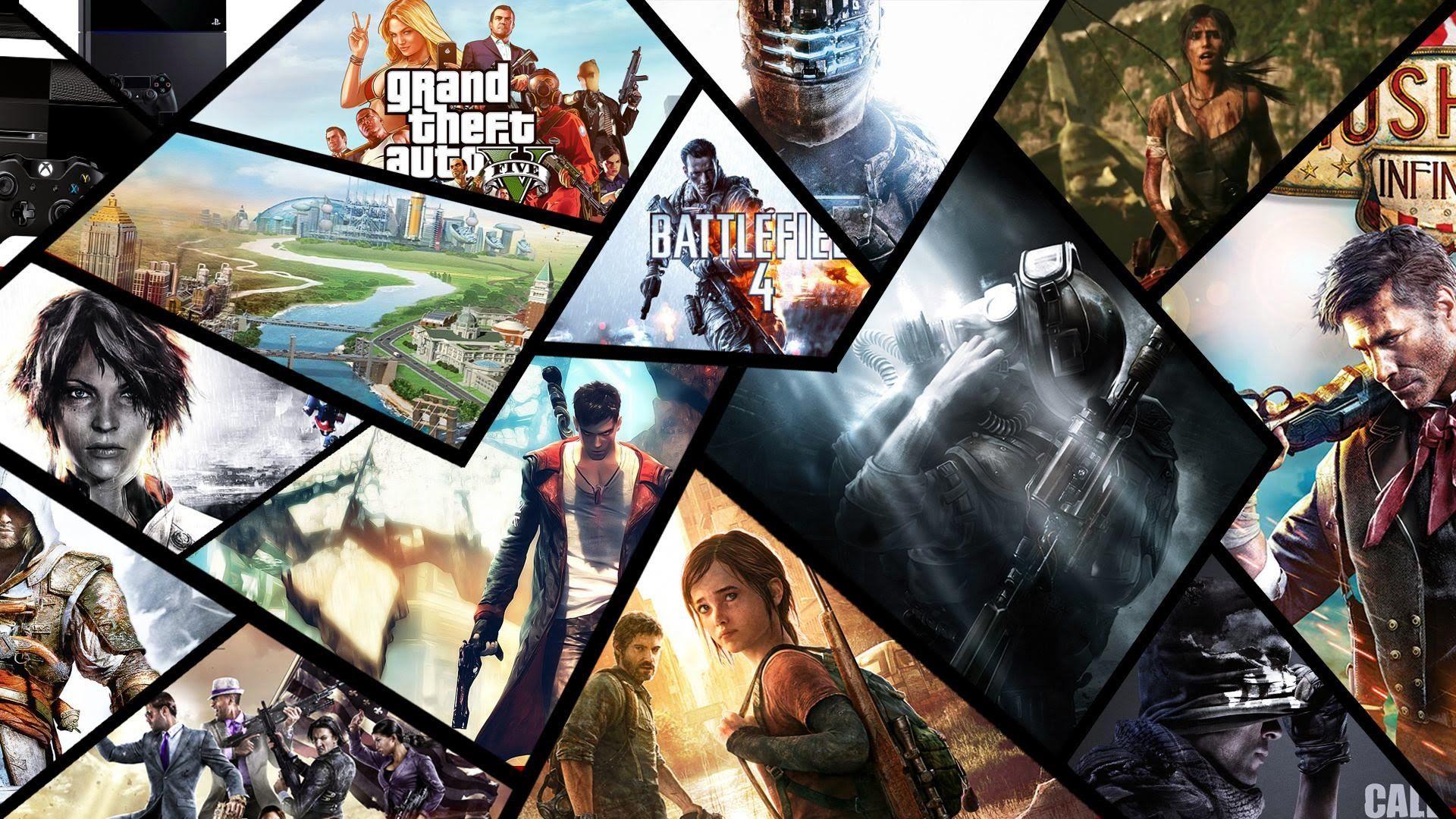 Top 100 beste games